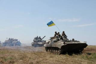 Трое украинских воинов пали смертью храбрых в зоне АТО за минувшие сутки
