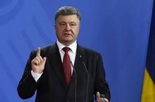 Порошенко подписал закон о правовом статусе Сил специальных операций ВСУ