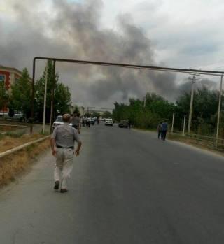 В Азербайджане на оружейном заводе прогремел взрыв