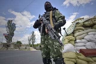 В зоне АТО задержали группу боевиков