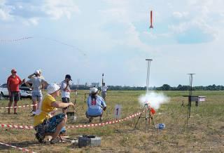 Украина – один из фаворитов Чемпионата мира по ракетомодельному спорту