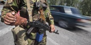 Разочаровавшись в «идеях новороссии», боевик сбежал на подконтрольную Украине территорию