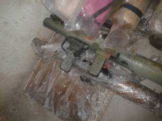 В пригороде Днепра обнаружен тайник с боеприпасами