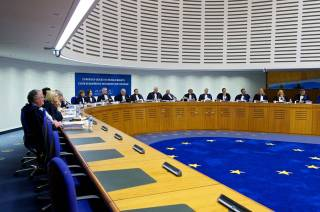 Европейский суд отказал жителям Донецка в иске к Украине и России