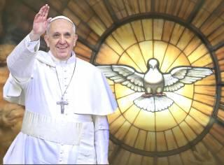 Папа Римский упал перед началом мессы