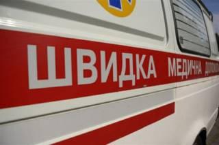 В Одессе бетонная плита раздавила вагончик с рабочими