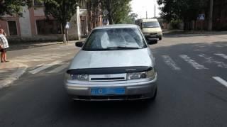 В Мариуполе полицейский сбил ребенка