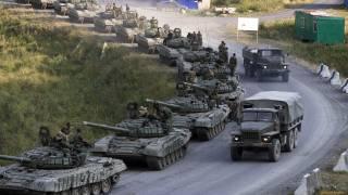 Россия скромно пожелала, чтобы Украина законсервировала свою военную технику на Донбассе