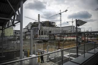 Чернобыль решили спасать с помощью солнечных электростанций