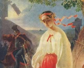 Хуто-хуторянка, или История одного переселения. Часть 74 (девка-покрытка)