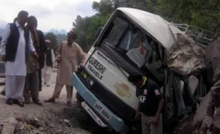 В Пакистане масштабное ДТП: 12 погибших, более 30 пострадавших