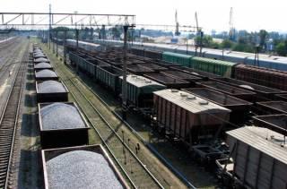 Россия заблокировала около 150 транзитных вагонов из Украины