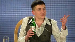 В «Батькивщине» попытались объяснить смысл очередной голодовки Савченко