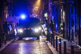 В Каталонии туристы приняли флешмоб за теракт