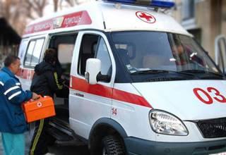 На Прикарпатье ребенок выпал из окна третьего этажа