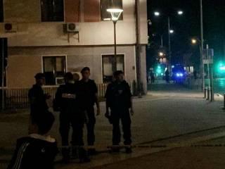 В здании парламента Косово прогремел взрыв