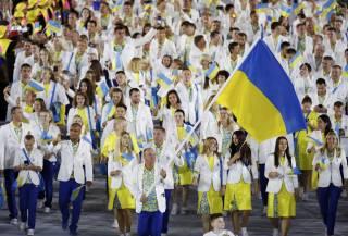 Торжественная церемония открытия Олимпиады в Рио
