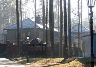 Печерский суд арестовал имение бывшего замгенпрокурора Кузьмина