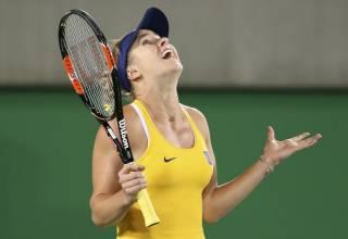 На Олимпиаде в Рио украинка победила первую ракетку мира