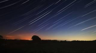 Завтра мы сможем увидеть звездопад Персеиды