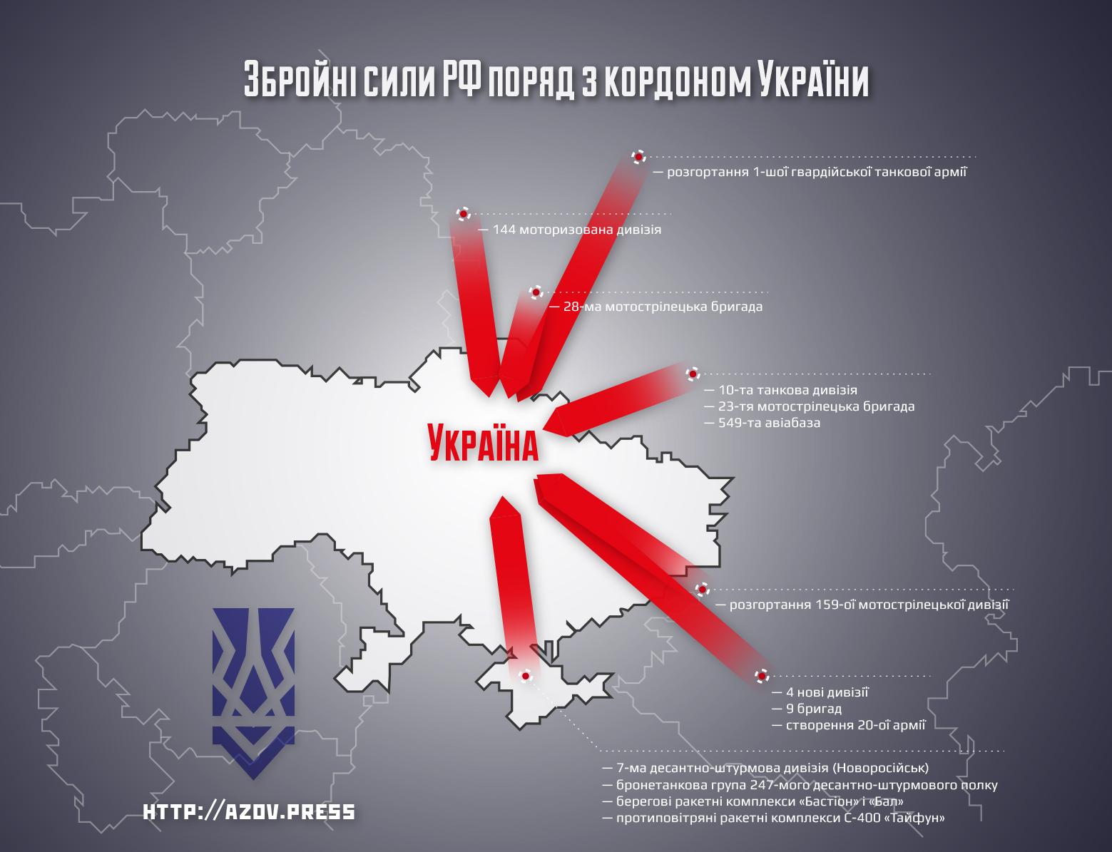 ВМинобороны Украины прокомментировали сообщение ФСБ оподготовке теракта вКрыму