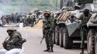 На Донбассе новые потери