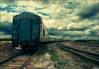 Последний поезд на Запад