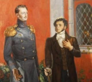 Пушкин: жизнь и смерть великого безбожника. Часть 7 (поэт и цари)