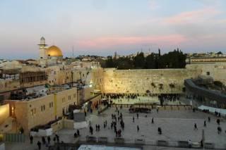Святая земля как пример мирного сосуществования религий