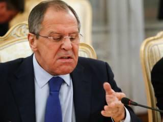 Лавров утверждает, что Россия не собирается разрывать дипотношения с Украиной