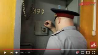 Российские вертухаи зачем-то показали камеру СИЗО, в которой сидела Савченко. Оказывается, с ней «нянчились, как с ребенком»