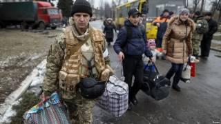 В Украине начало сокращаться количество зарегистрированных переселенцев