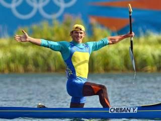 Второе золото Олимпиады Украине принес каноист Чебан. Серебро взял тоже украинец, но из Азербайджана