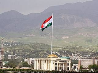 В столице Таджикистана декоммунизировали названия улиц