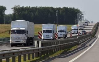 Россия пакует очередной «гумконвой» для Донбасса