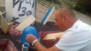 В Киеве неизвестные осквернили памятник Небесной сотне