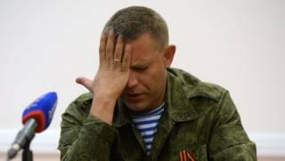 Донецкие головорезы тренируются вывозить своего главаря в Россию