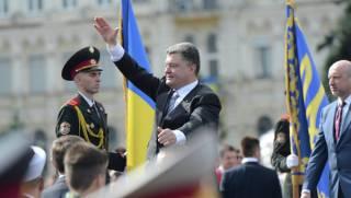 Украинцы серьезно готовы и дальше бороться за свою независимость, - Порошенко