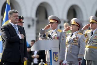Порошенко: Украина завоевала свою независимость