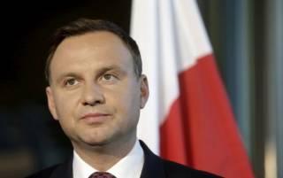Польша поддерживает интеграцию Украины в ЕС и НАТО, - Дуда