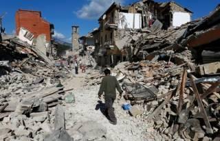 247 итальянцев стали жертвами серии жутких землетрясений