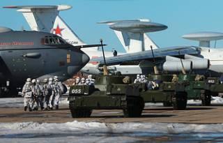 Путин  начал внезапную проверку боеготовности российской армии