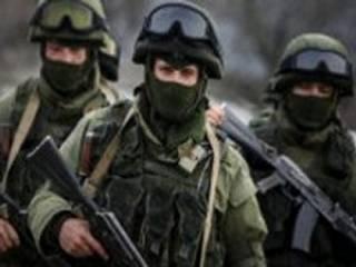 Для поднятия боевого духа террористов на Донбасс прибыло подразделение телохранителя Путина