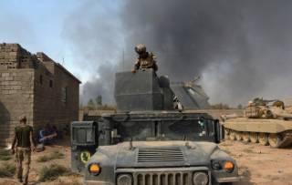 Турция заявила о захвате сирийского Джараблуса