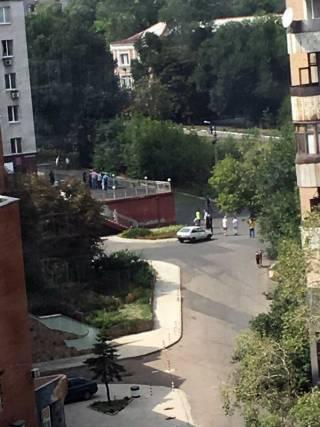 В центре Донецка прогремел взрыв. Погиб человек
