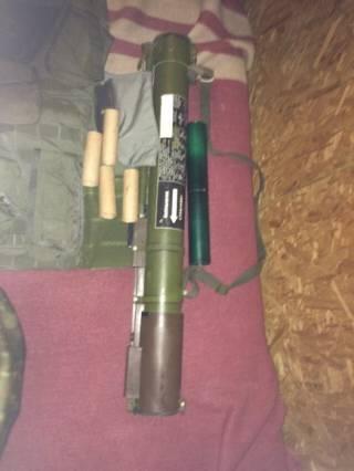На Днепропетровщину пытались переправить партию боеприпасов из зоны АТО