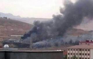 В Турции Турции взорвали полицейский участок. Есть жертвы