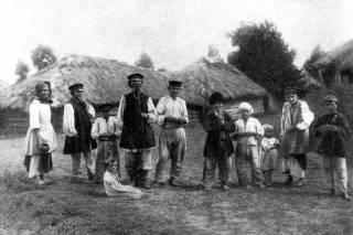 Хуто-хуторянка, или История одного переселения. Часть 78 (крестьянская семья в конце XIX века)