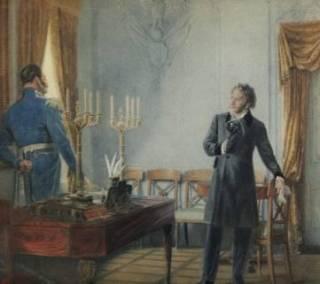 Пушкин: жизнь и смерть великого безбожника. Часть 8 (поэт и цари-2)
