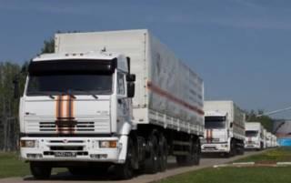 Россия вывозит с Донбасса имущество заводов под видом гумконвоев